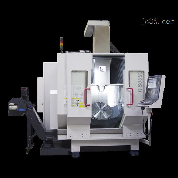 五轴铣立式加工中心KMC600SU