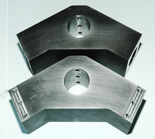 机床热装组件